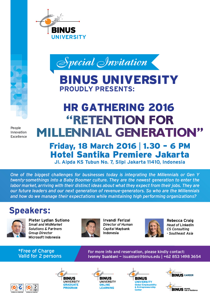 HR Gathering Invitation