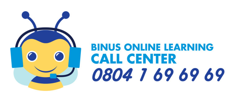 CALL CENTER BINUS ONLINE LEARNING SEGERA HADIR UNTUK ANDA!