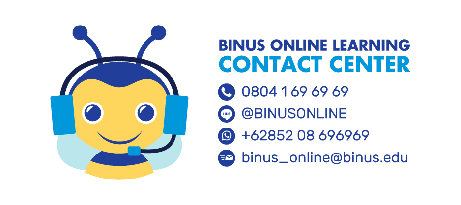 OPEN CONSULTATION BINUS ONLINE LEARNING