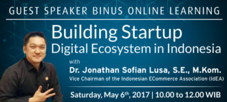SEMINAR INTERNASIONAL: HOW ARTIFICIAL INTELLIGENCE CAN UPGRADE YOUR LIFE