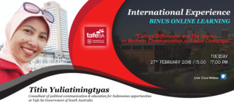 GUEST SPEAKER WITH TITIN YULIATININGTYAS
