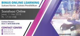 INTERNATIONAL EXPERIENCE BINUS ONLINE LEARNING – Total EP Angola