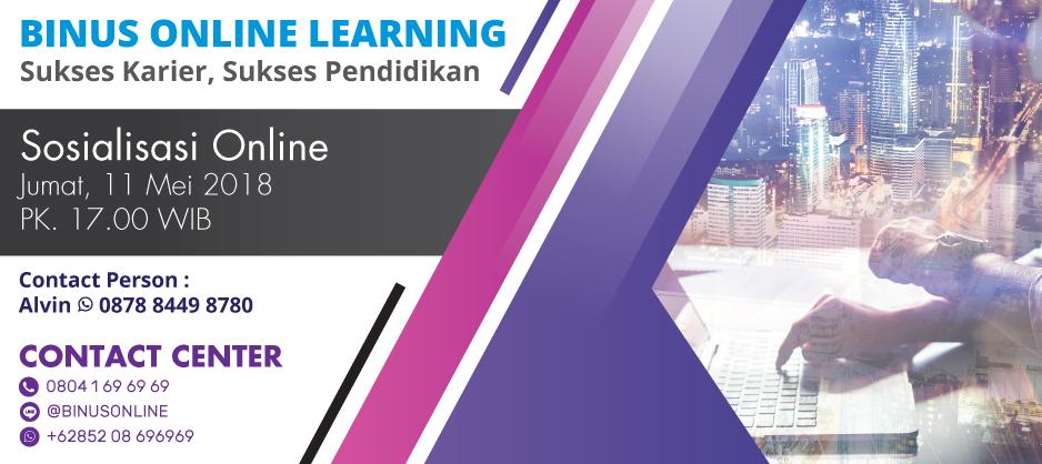 Info Session BINUS Online Learning