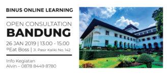 #CERITAJUARA BINUS ONLINE LEARNING Eps. 1